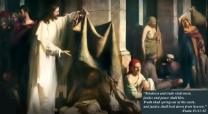 Jesus with the Poor